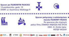 Drugi spacer po Filmowym Płocku