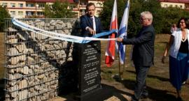 Pomnik na inaugurację