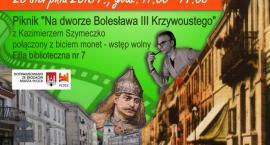 Piknik na dworze Bolesława Krzywoustego