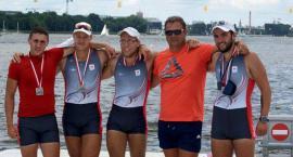 Wioślarze z medalami Mistrzostw Polski