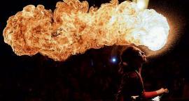 """Pokaz """"Fireshow"""" 4 sierpnia"""