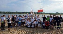 Pogoda pokrzyżowała plany organizatorom spływu kajakowego, ale nie zniechęciła uczestników
