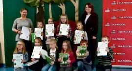 Szkolni ekolodzy odebrali nagrody