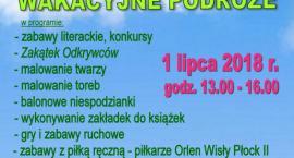 Piknik literacki w Ciechomicach