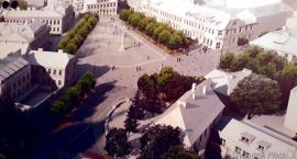 Koncepcje placu Narutowicza można oglądać w ratuszu