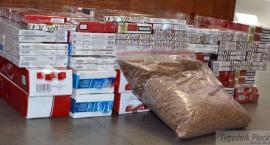 Handel nielegalnymi papierosami. Podejrzani w rękach policji