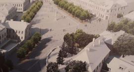 Plac Narutowicza do przebudowy