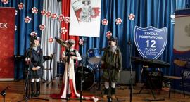 Konkurs piosenki patriotycznej w SP 12 w Płocku