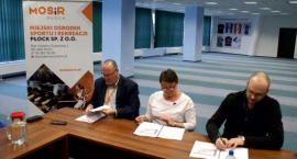 Zakładowy Układ Zbiorowy Pracy w MOSiR Płock podpisany