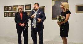 Józef Panfil w Płockiej Galerii Sztuki [ZDJĘCIA]