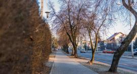 Chodniki przy ulicy Południowej  wyremontowane