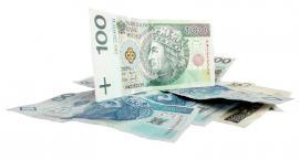 Podrabiał banknoty stuzłotowe