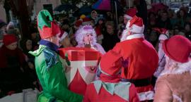 Orszak św. Mikołaja w Gąbinie
