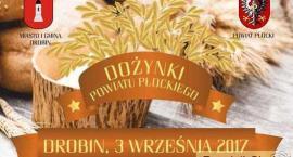 W Drobinie dożynki powiatu płockiego