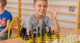 Pierwsi szkolni mistrzowie szachów w Maszewie