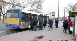 Zakaz dla autobusu P4