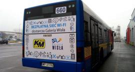 Internet w autobusach Komunikacji Miejskiej