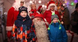 Św. Mikołaj był na Starówce  [ZDJĘCIA]