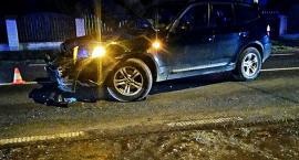 Wypadek w Brwilnie