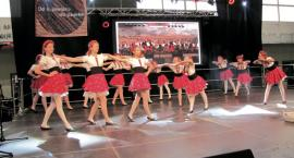 Taneczny jubileusz organizatora