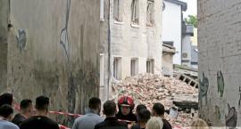 Katastrofa budowlana w centrum Płocka