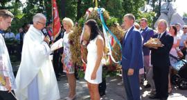 W gminie Radzanowo - Parafialne święta plonów