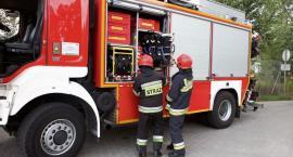 Złodzieje nie lubią strażaków