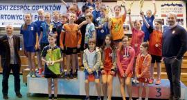 95 tenisistów walczyło o medale