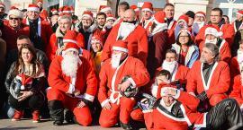 Płoccy Moto Mikołaje w akcji. Czerwona inwazja dobra [ZDJĘCIA]