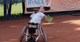 Fabisiak nr 1 płockiego tenisa na wózkach