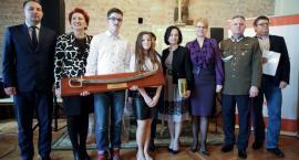 Gimnazjaliści z Borkowa wygrali Szablę Komendanta