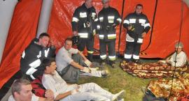 Raciąscy strażacy w akcji