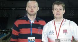 Brązowy medal Dariusza Krysińskiego