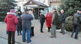 Konflikt w gminie Słupno