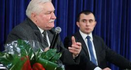 Prezydent Lech Wałęsa - honorowy obywatel gminy Brudzeń Duży [ZDJĘCIA]