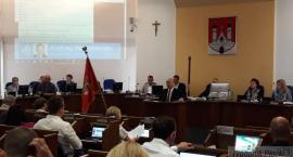 Trwa sesja Rady Miasta