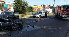 Tragedia na drodze – nie żyje 31-letni motocyklista