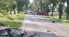 Tragiczny wypadek - nie żyją dwie osoby