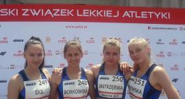 Młodzi lekkoatleci z PTT Delta Płock poprawiają wyniki