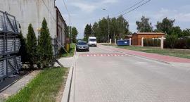 Zakończyła się przebudowa ul. Maszewskiej