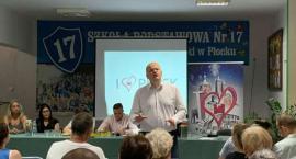 Prezydent Płocka spotkał się z mieszkańcami osiedla Miodowa