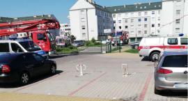 Akcja służb ratowniczych na Podolszycach