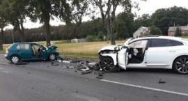 Wypadek w Wilczkowie. Dwie ofiary śmiertelne (AKTUALIZACJA)