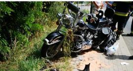Motocykliści nie mają pierwszeństwa?