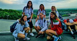 Najmłodsi lekkoatleci z PTT Delta startują w imprezach ogólnopolskich
