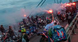 Płoccy motocykliści oddali cześć Powstańcom