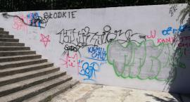 Zabezpieczą schody i toaletę przed graffiti