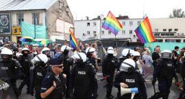 Było spokojnie, poza 4 przypadkami. Policja podsumowuje marsz i manifestację