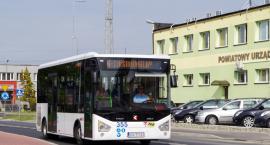 Ośmiometrowy Karsan na płockich ulicach. Trwa test