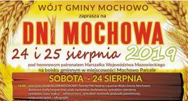 Święto plonów w Mochowie